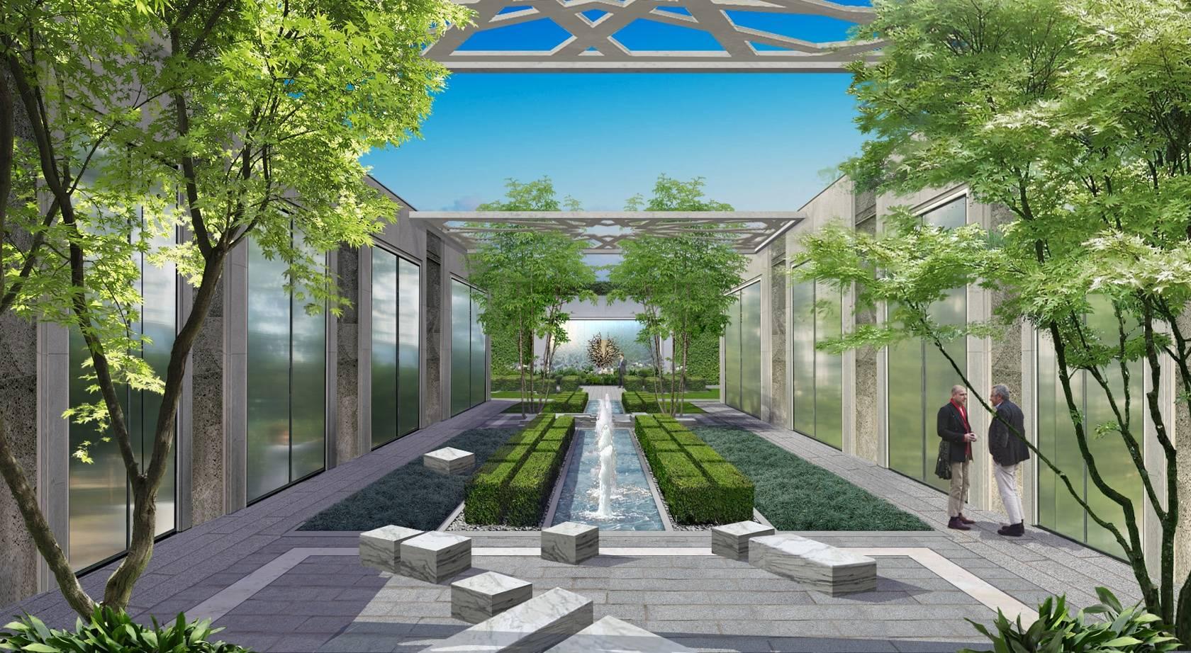 Uzbekistan Italian Masterplan Sf Landscape Architecture